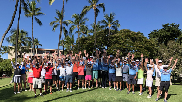 Hawaii International Golf Week 2018